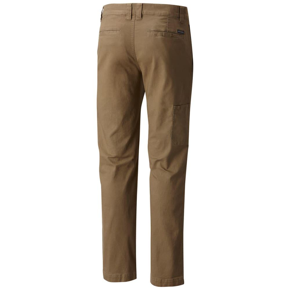 COLUMBIA Men's ROC II Stretch Pants - FLAX-251