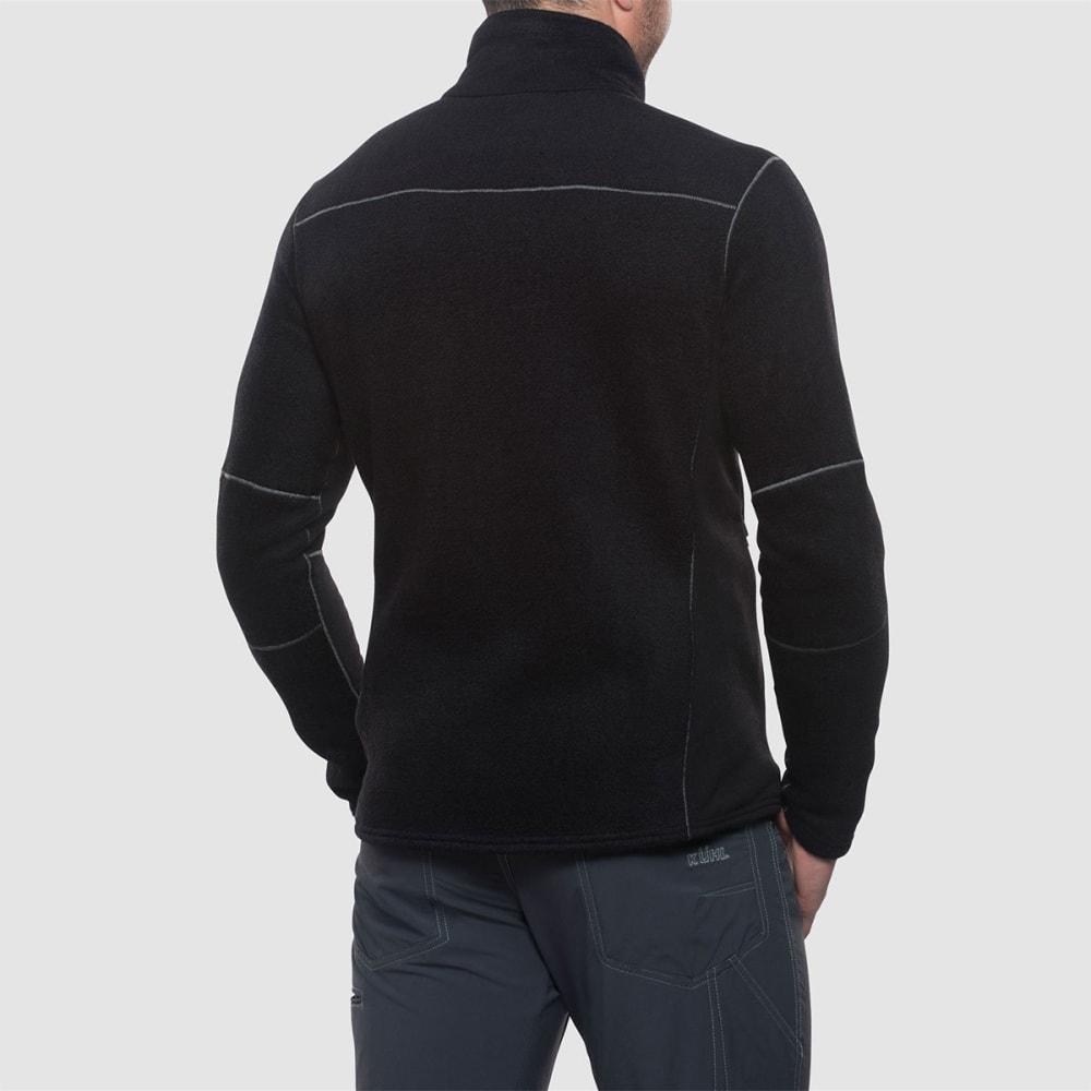 KUHL Men's Interceptr Fleece Jacket - BLACK-BK