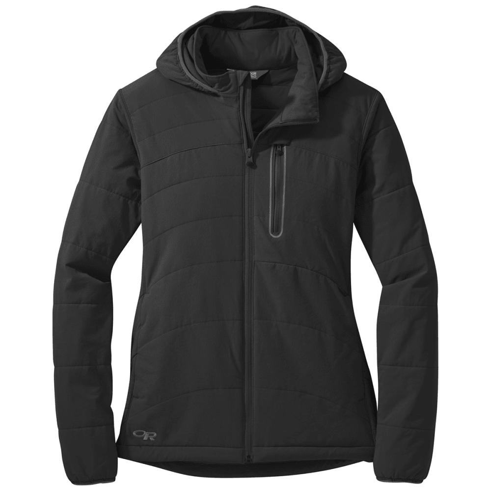 OUTDOOR RESEARCH Women's Winter Ferrosi Hoody - 0001-BLACK