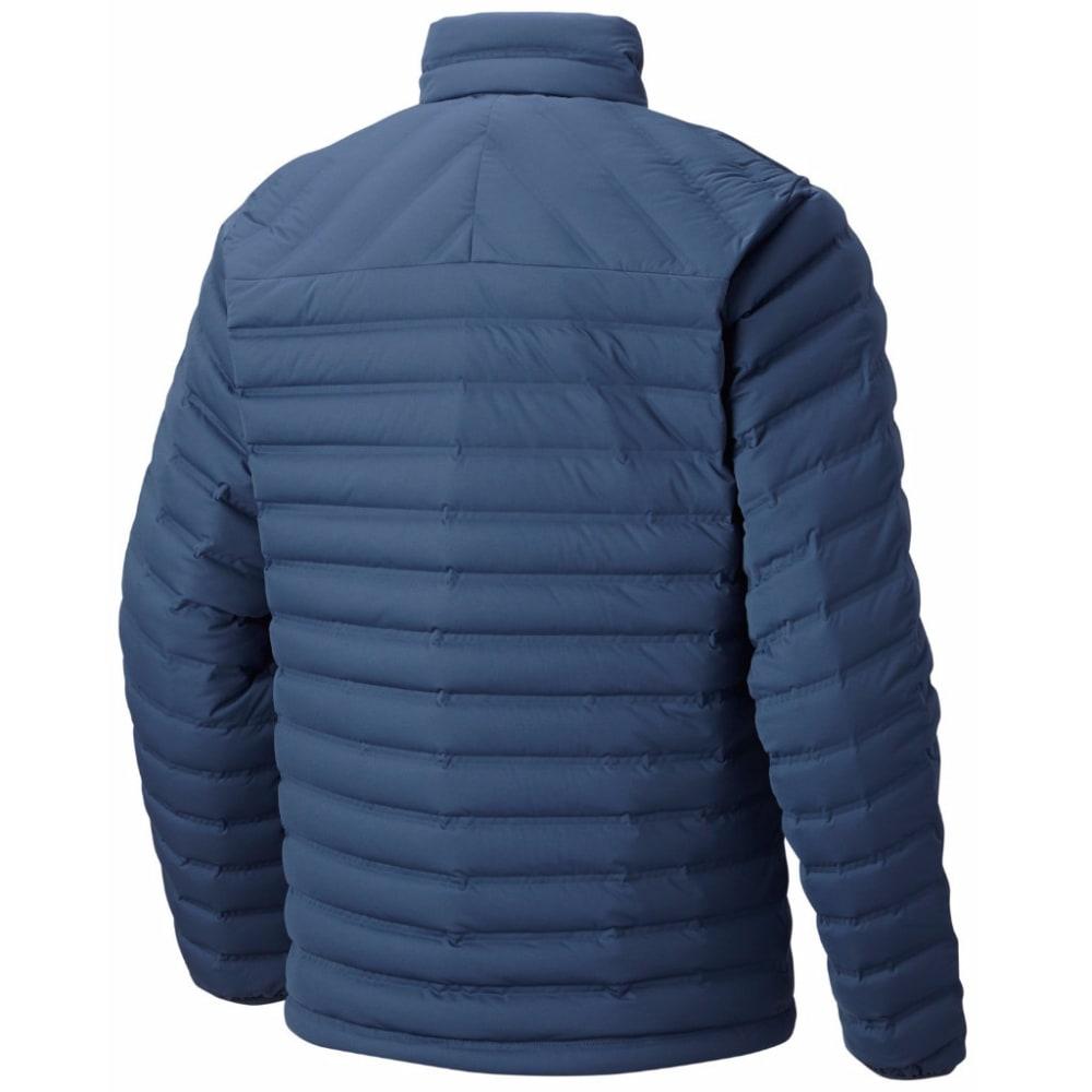MOUNTAIN HARDWEAR Men's StretchDown Jacket - 492-ZINC