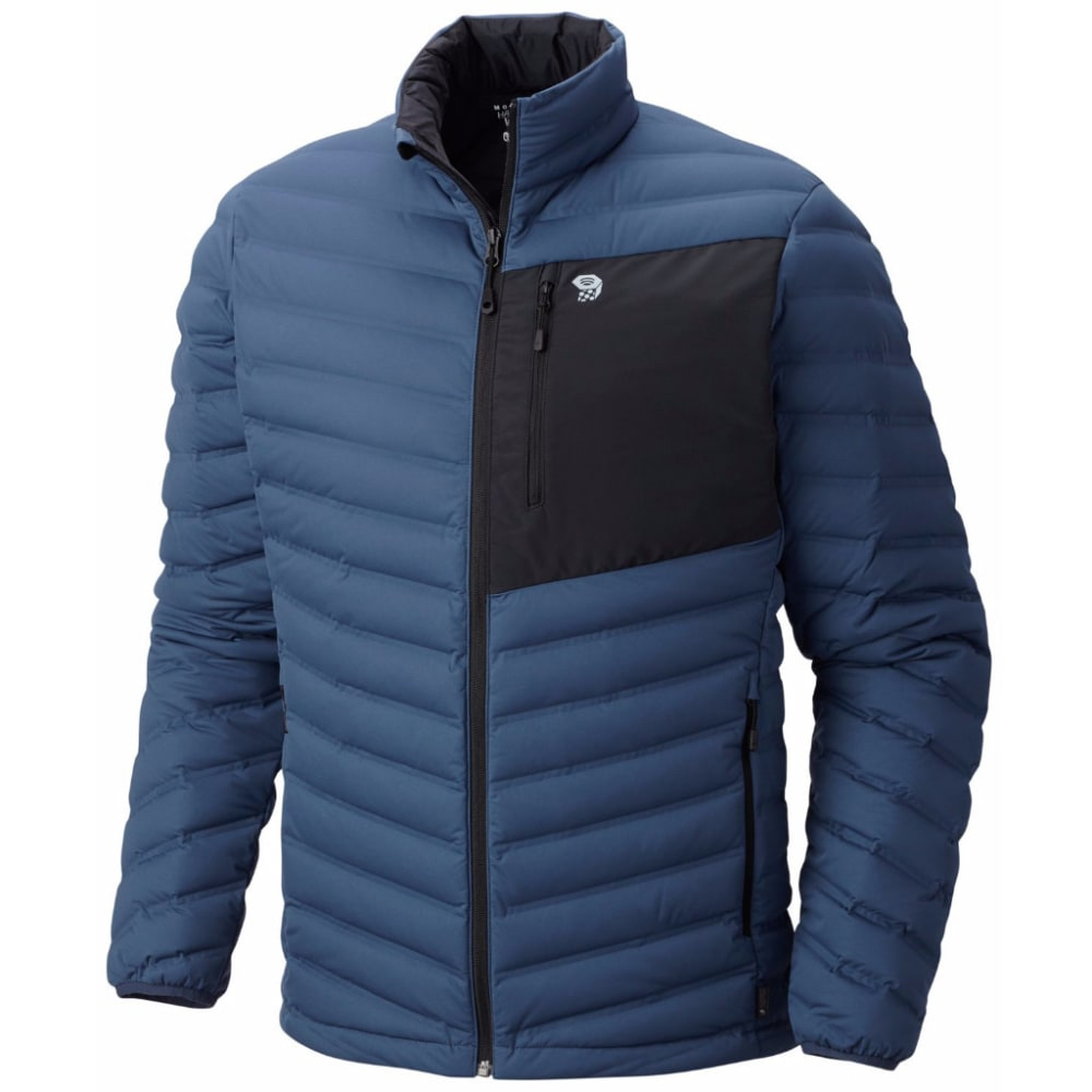 MOUNTAIN HARDWEAR Men's StretchDown™ Jacket - 492-ZINC