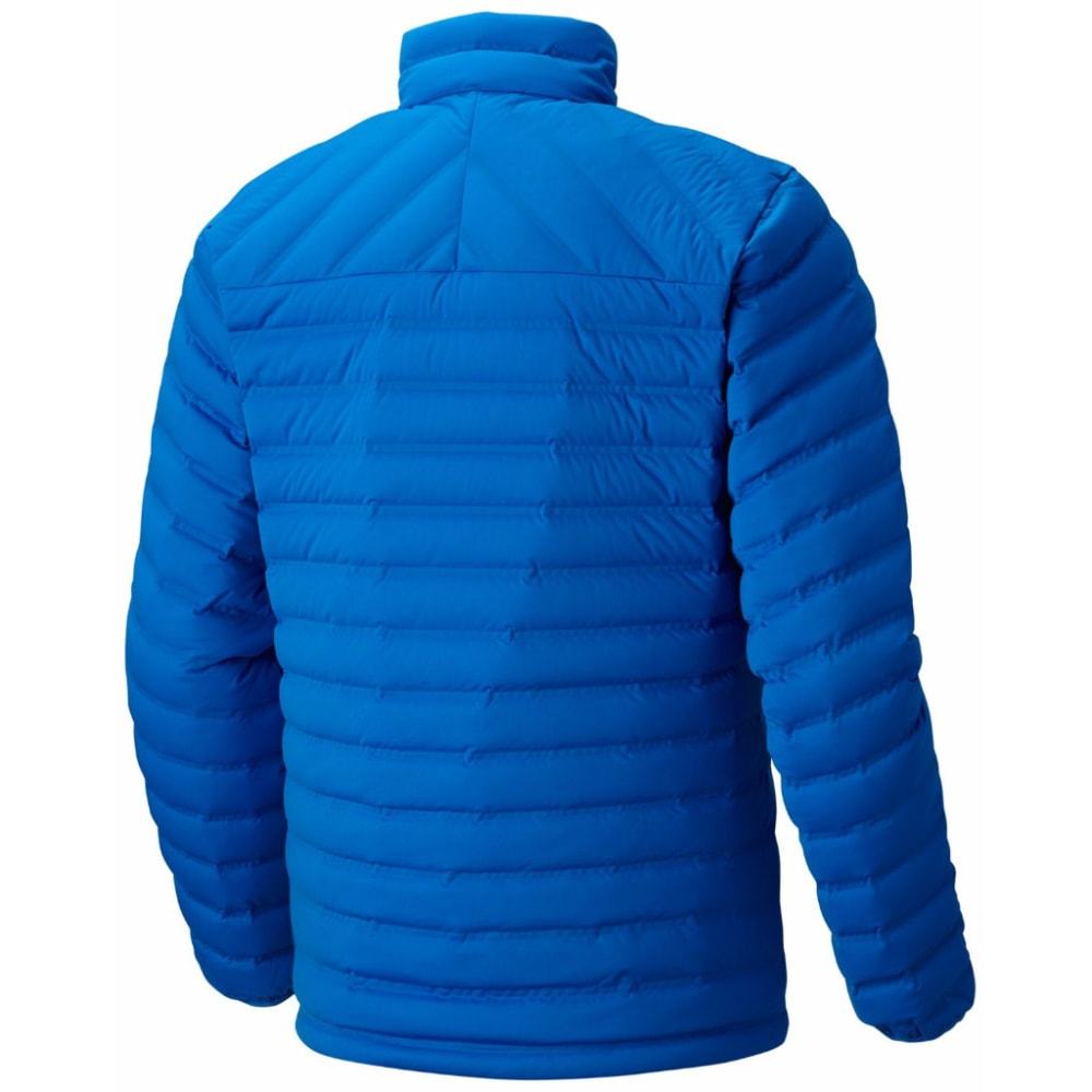 MOUNTAIN HARDWEAR Men's StretchDown Jacket - 438-ALTITUDE BLUE