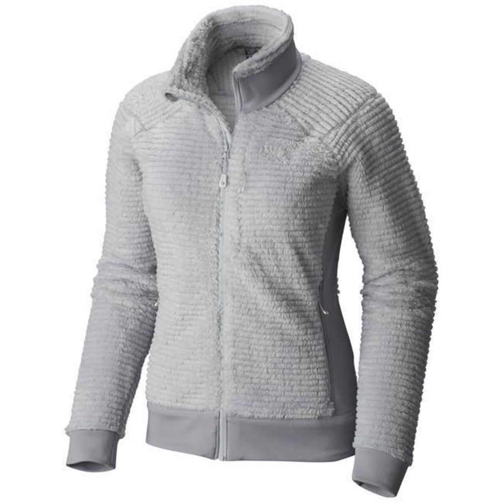 MOUNTAIN HARDWEAR Women's Monkey Woman Jacket - 064-GREY ICE