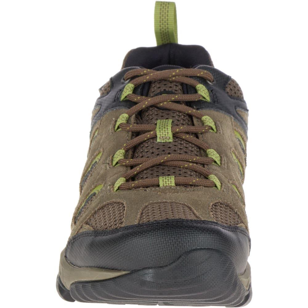MERRELL Men's Outmost Ventilator Waterproof Hiking Shoes, Boulder - BOULDER
