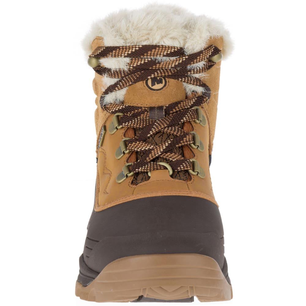 MERRELL Women's Thermo Vortex 6-Inch Waterproof Boots, Merrell Tan - TAN