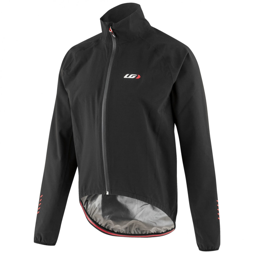 LOUIS GARNEAU Men's Granfondo 2 Cycling Jacket - BLACK