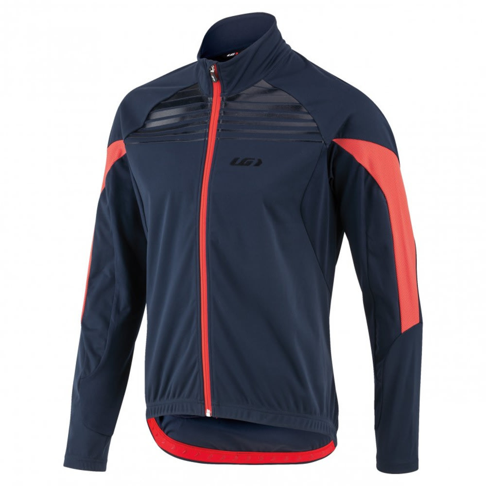 GARNEAU Men's Glaze RTR Jacket - RED/NAVY