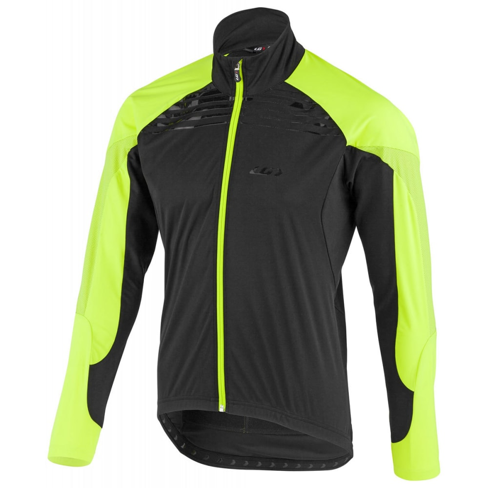 GARNEAU Glaze RTR Jacket - BLACK/YELLOW