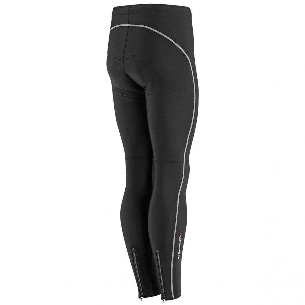 LOUIS GARNEAU Men's Oslo Airzone Tights - BLACK