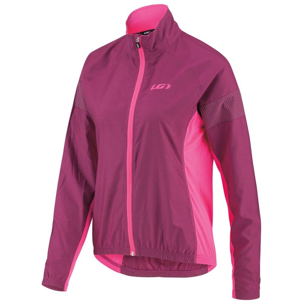LOUIS GARNEAU Women's Modesto 3 Cycling Jacket - MAGENTA PURPLE