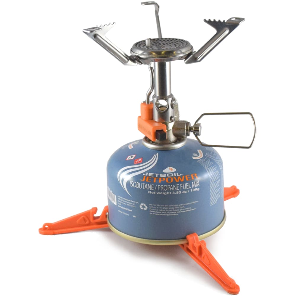 JETBOIL MightyMo Cooking Stove - NO COLOR