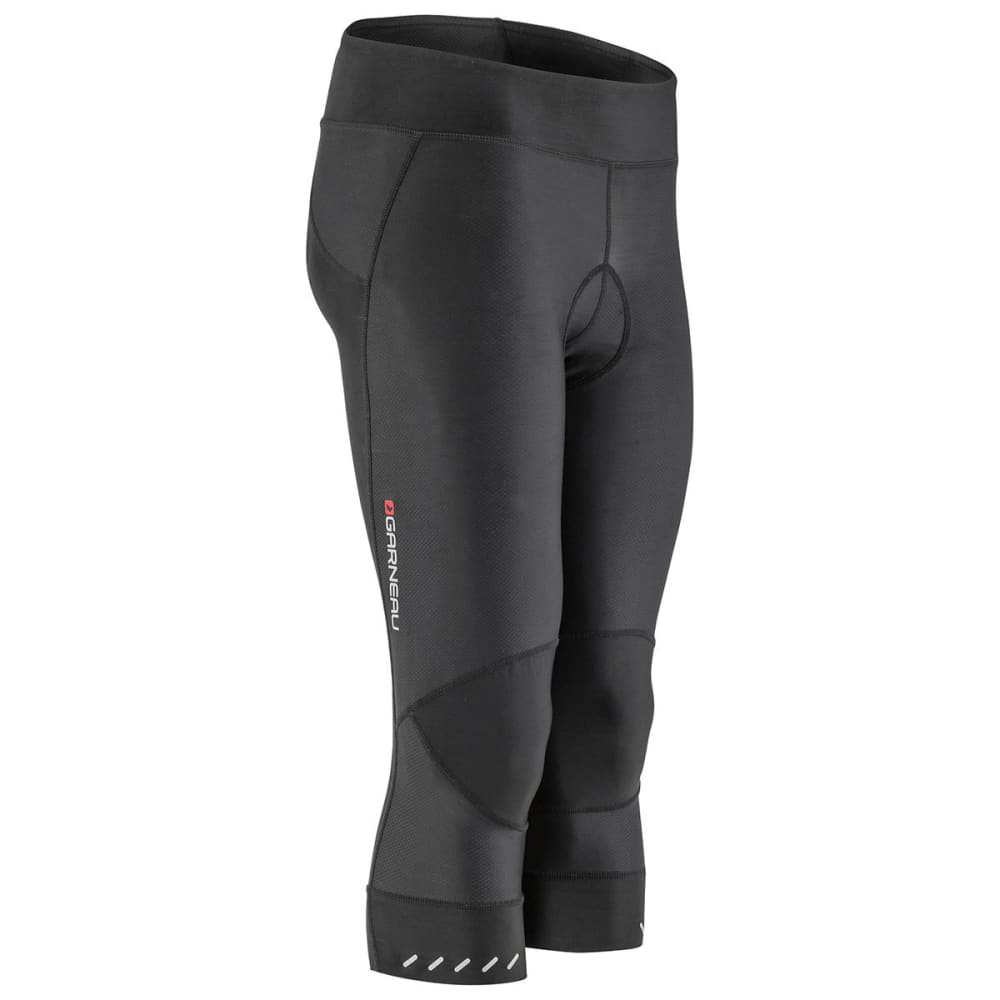LOUIS GARNEAU Women's Optimum Cycling Knickers - BLACK
