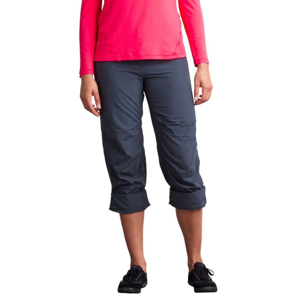 EXOFFICIO Women's BugsAway Damselfly Pants - 9703-CARBON
