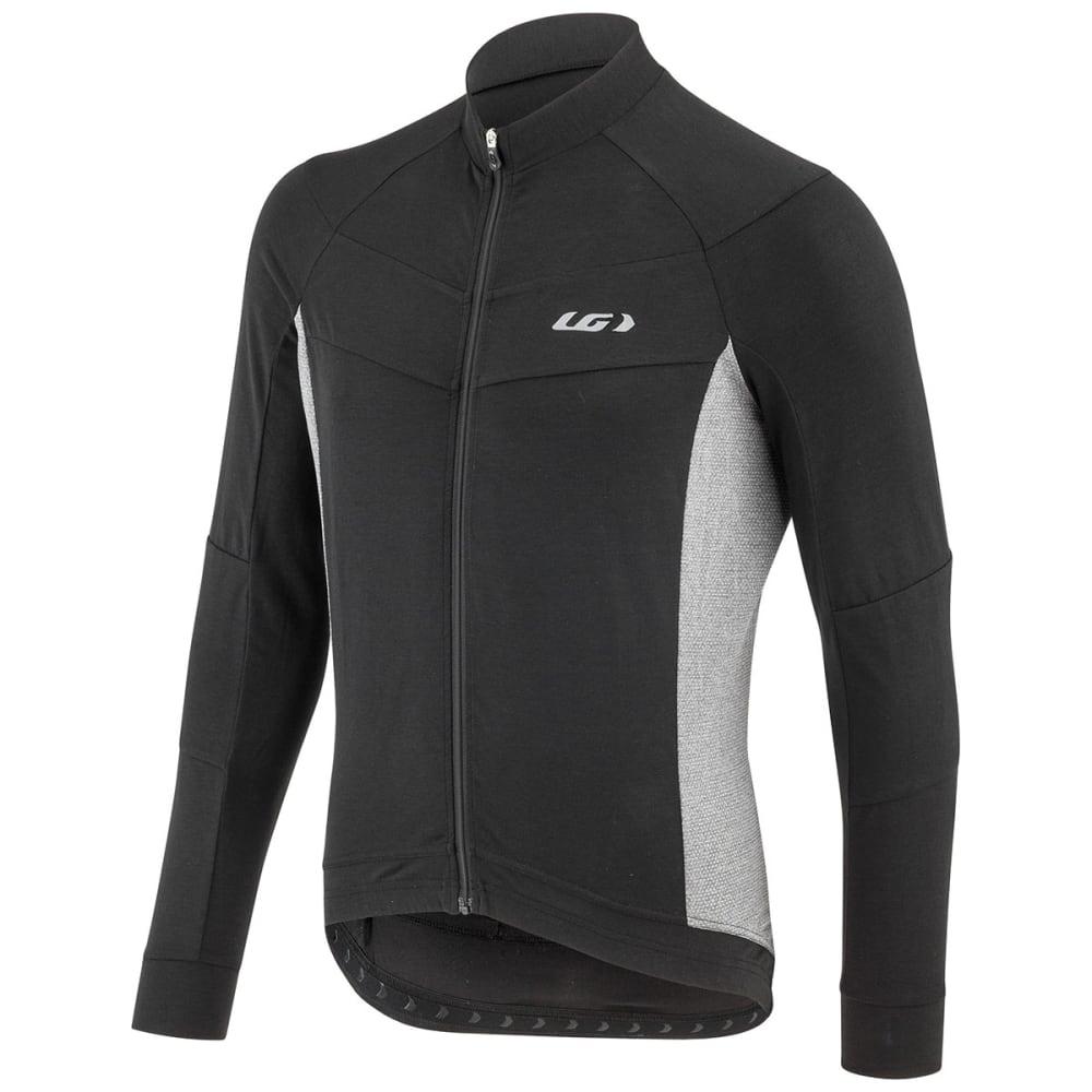 LOUIS GARNEAU Men's Lemmon Long-Sleeve Cycling Jersey S