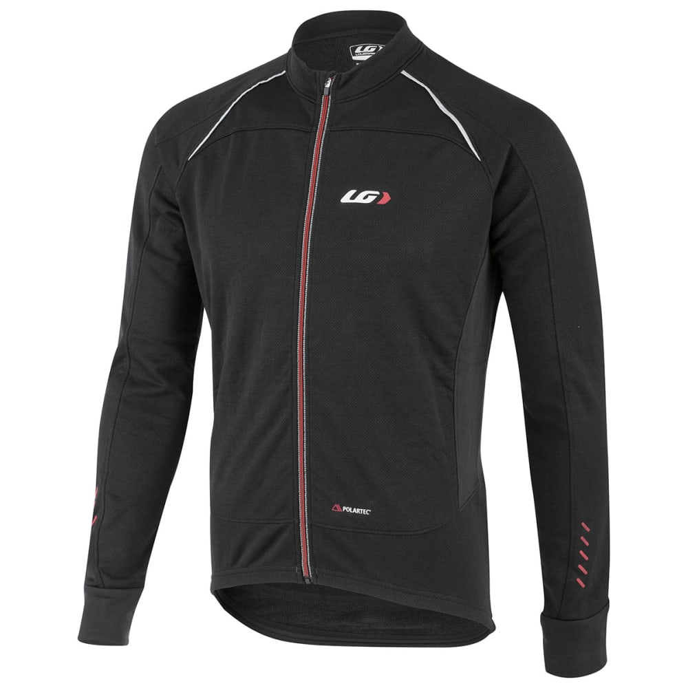 LOUIS GARNEAU Men's Beeze Cycling Jersey - BLACK