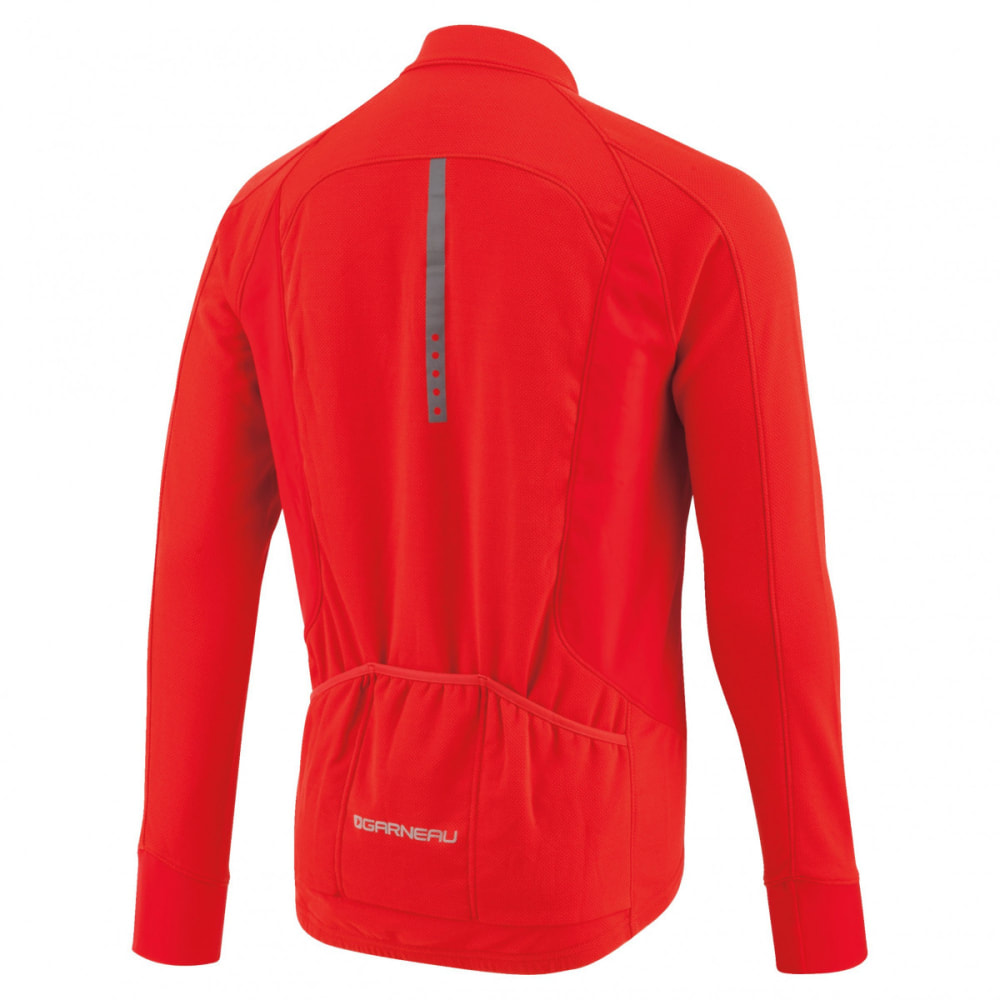 LOUIS GARNEAU Men's Beeze Cycling Jersey - FLAME