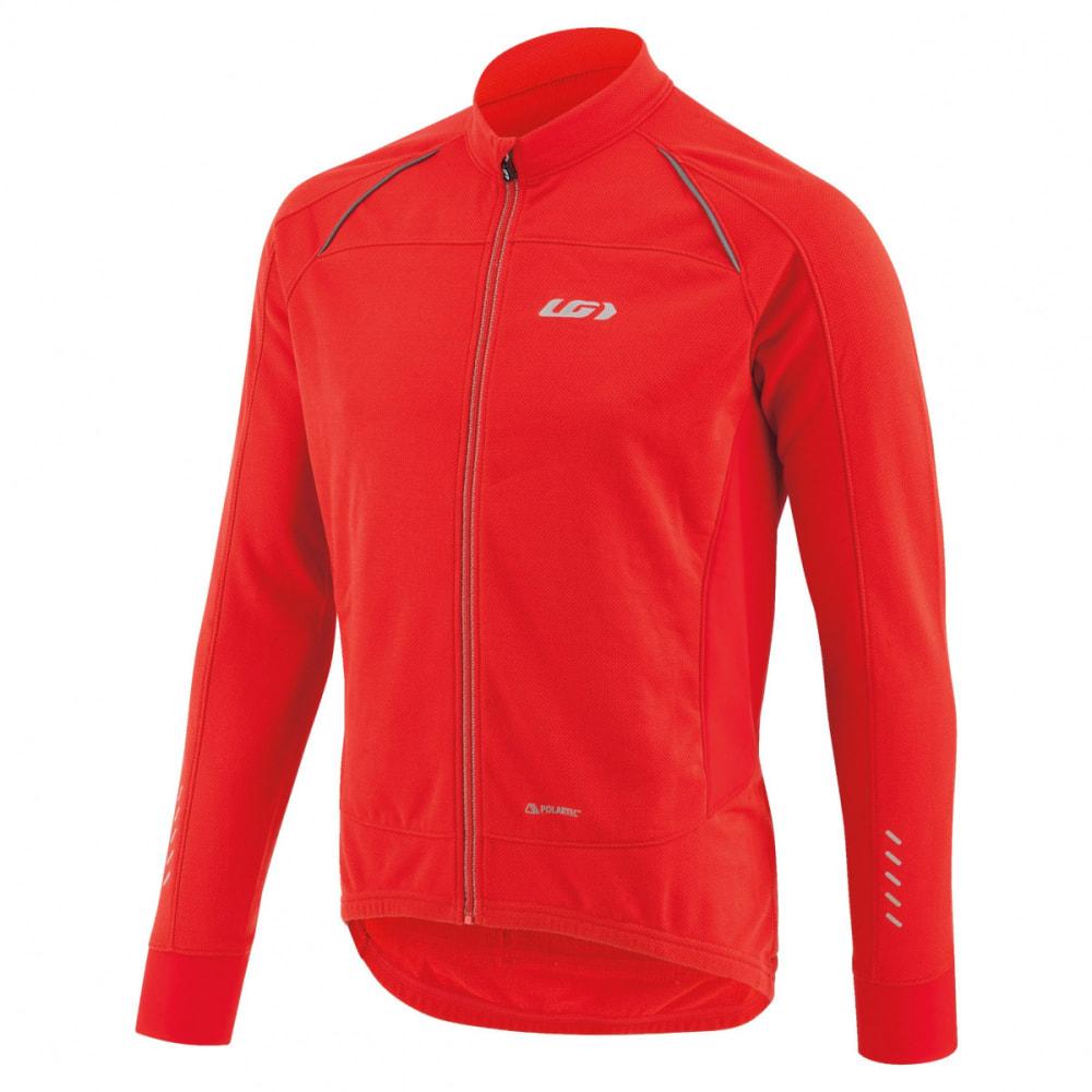 LOUIS GARNEAU Men's Beeze Cycling Jersey - FLAME