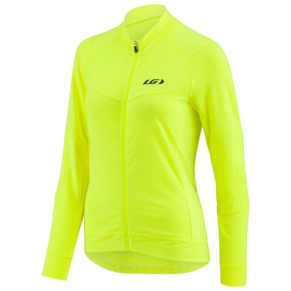 LOUIS GARNEAU Women's Beeze LS Cycling Jersey L