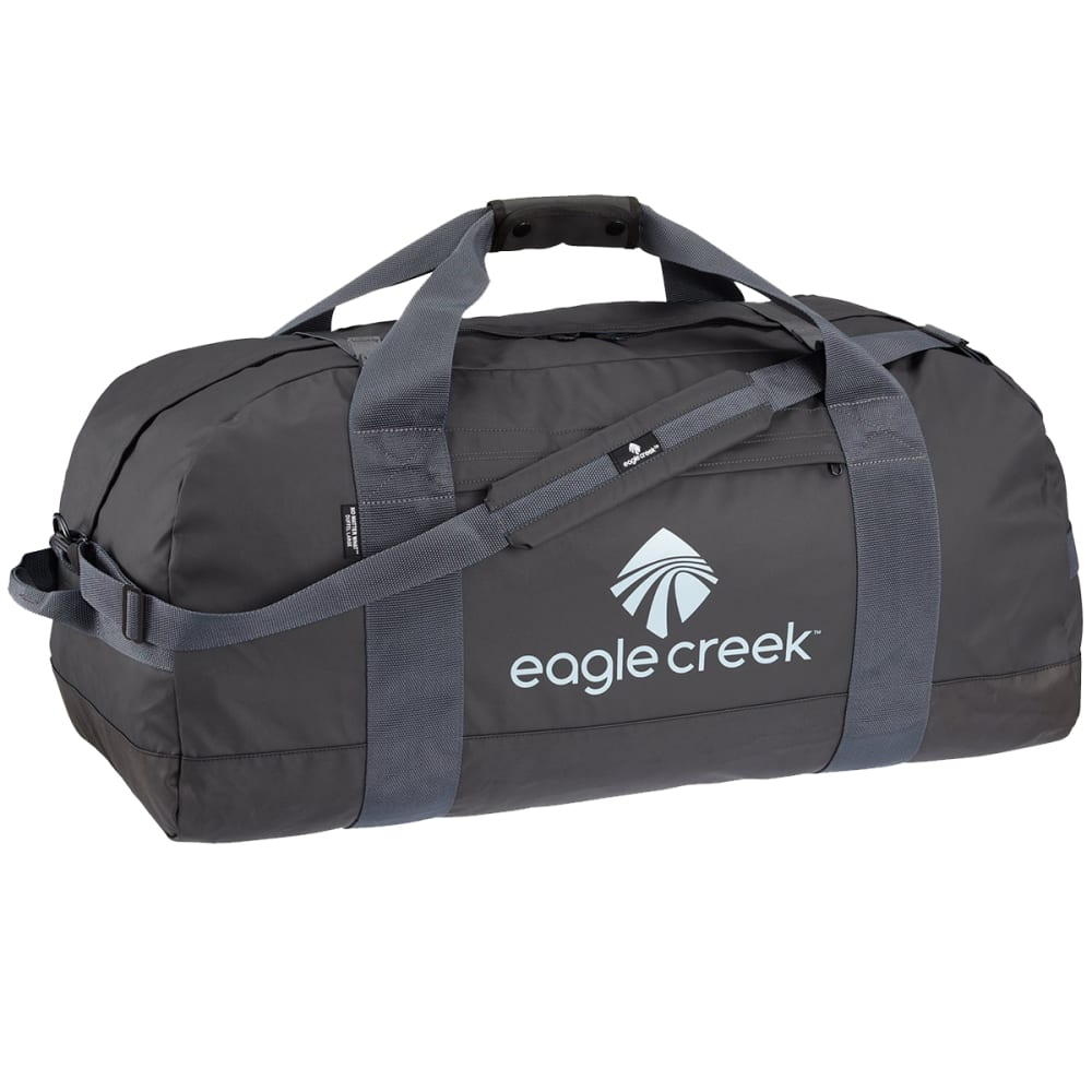 EAGLE CREEK No Matter What Duffel Bag, Large - BLACK