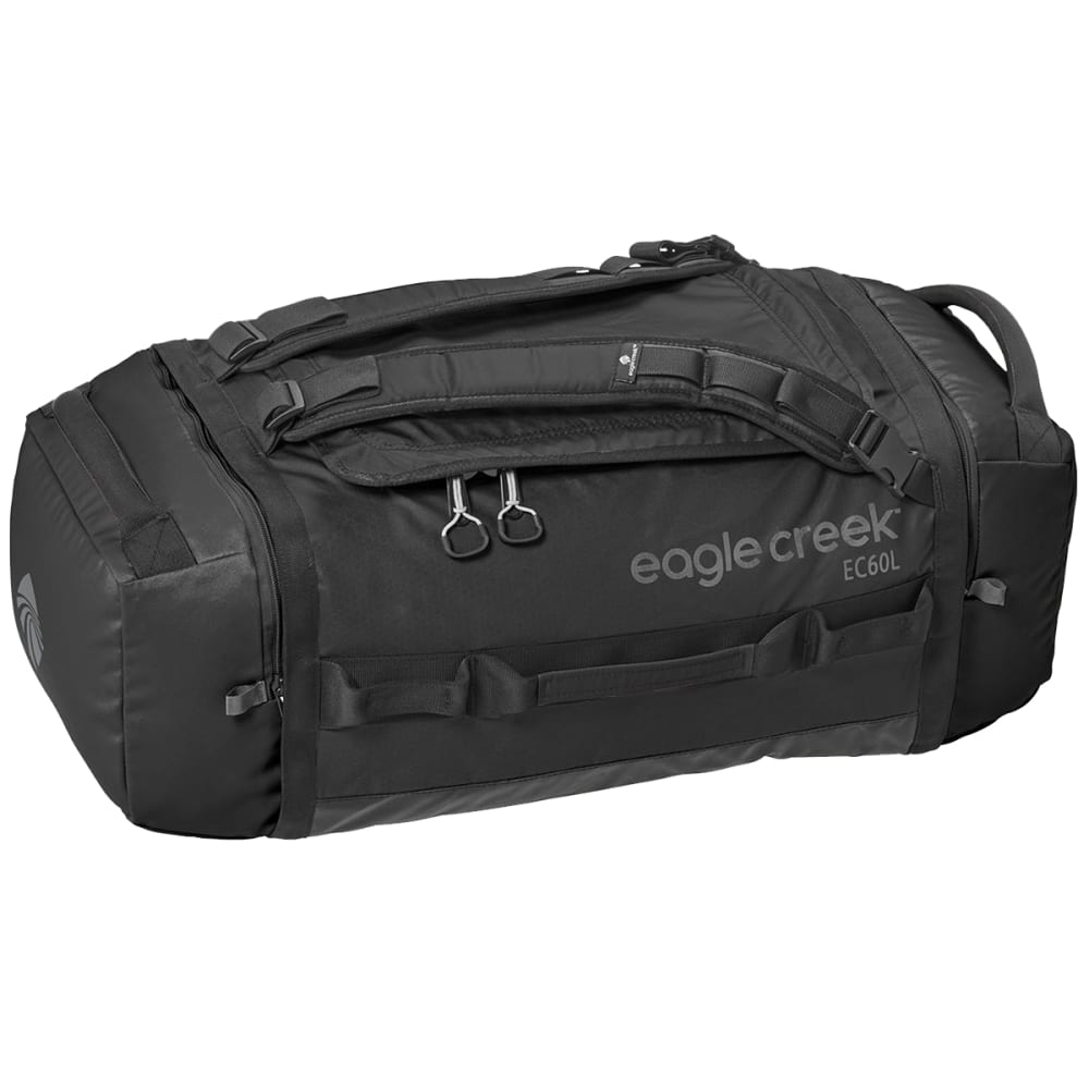 EAGLE CREEK Cargo Hauler Duffel Bag, Medium - BLACK