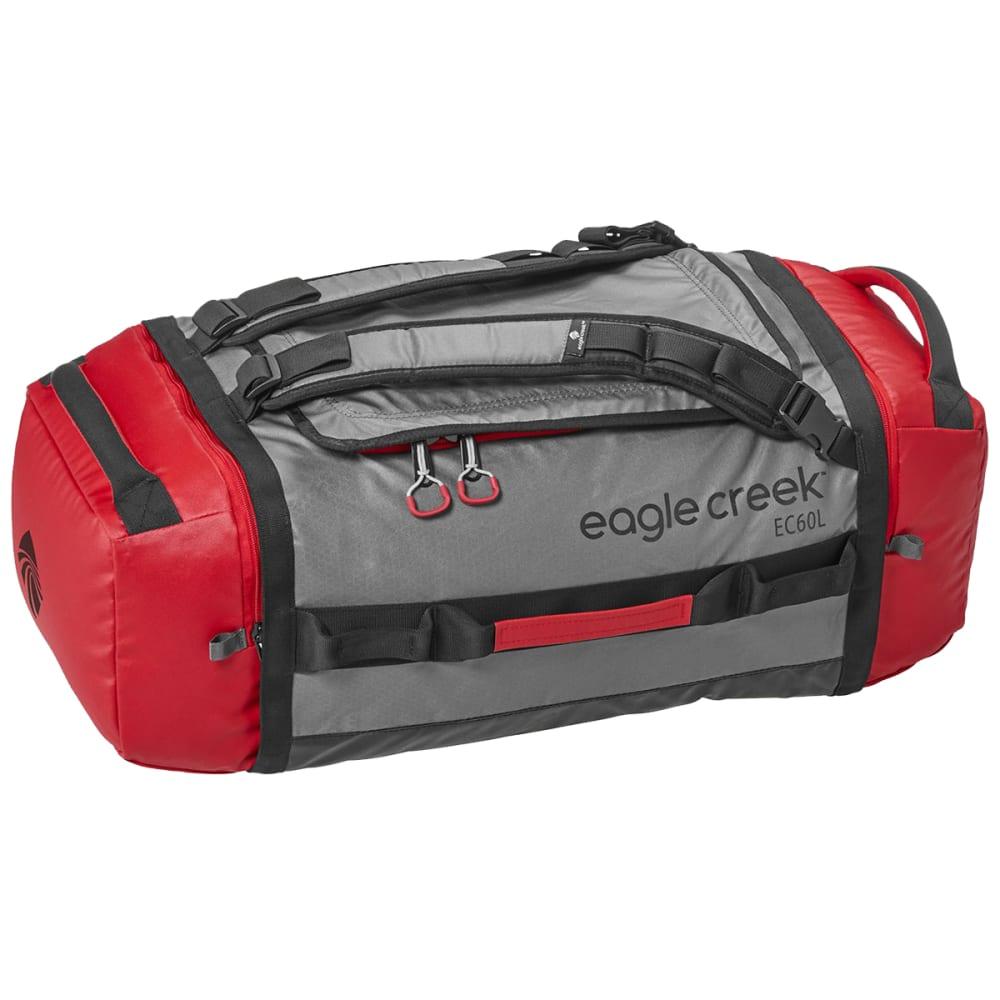 EAGLE CREEK Cargo Hauler Duffel Bag, Medium - CHERRY/GREY