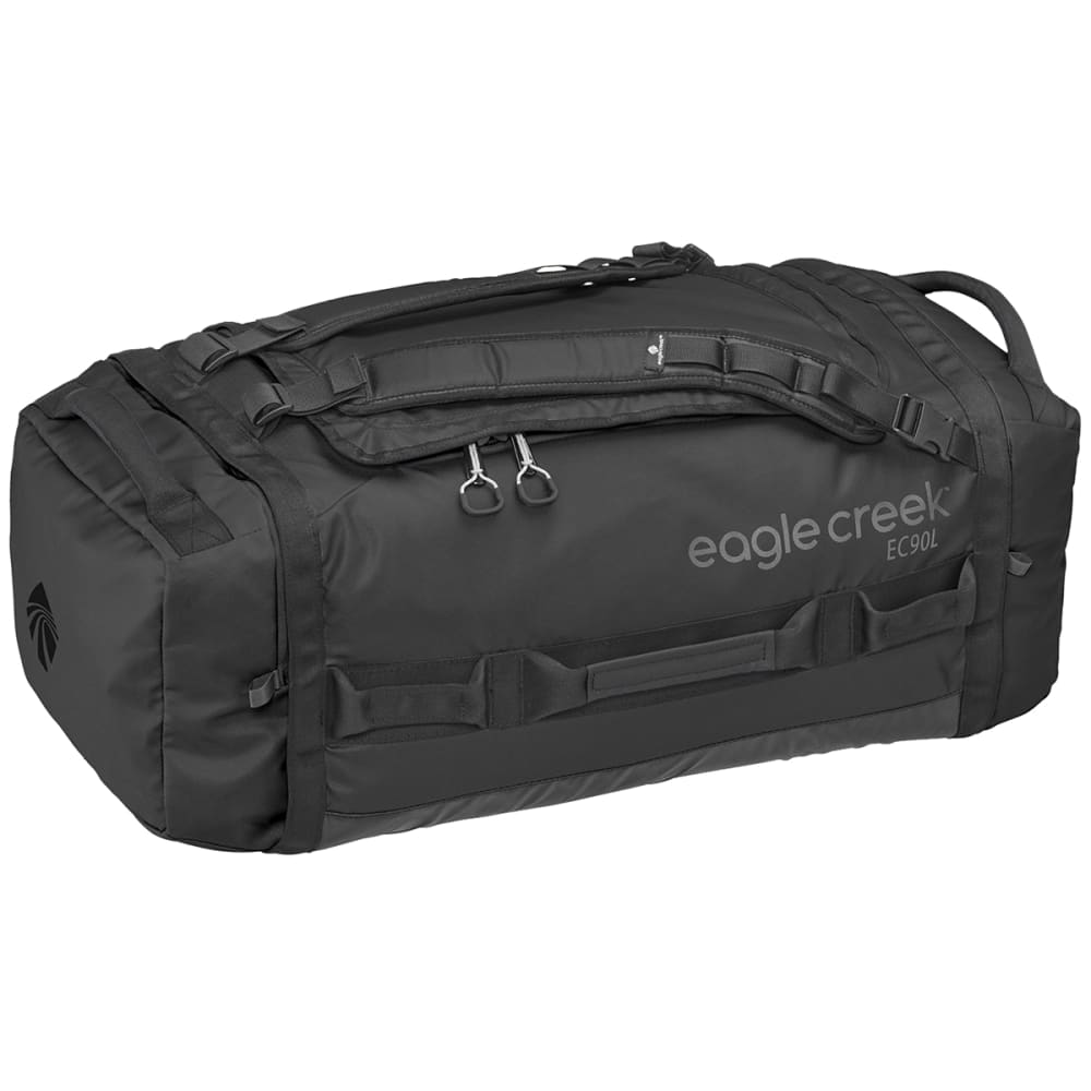 EAGLE CREEK Cargo Hauler Duffel Bag, Large - BLACK