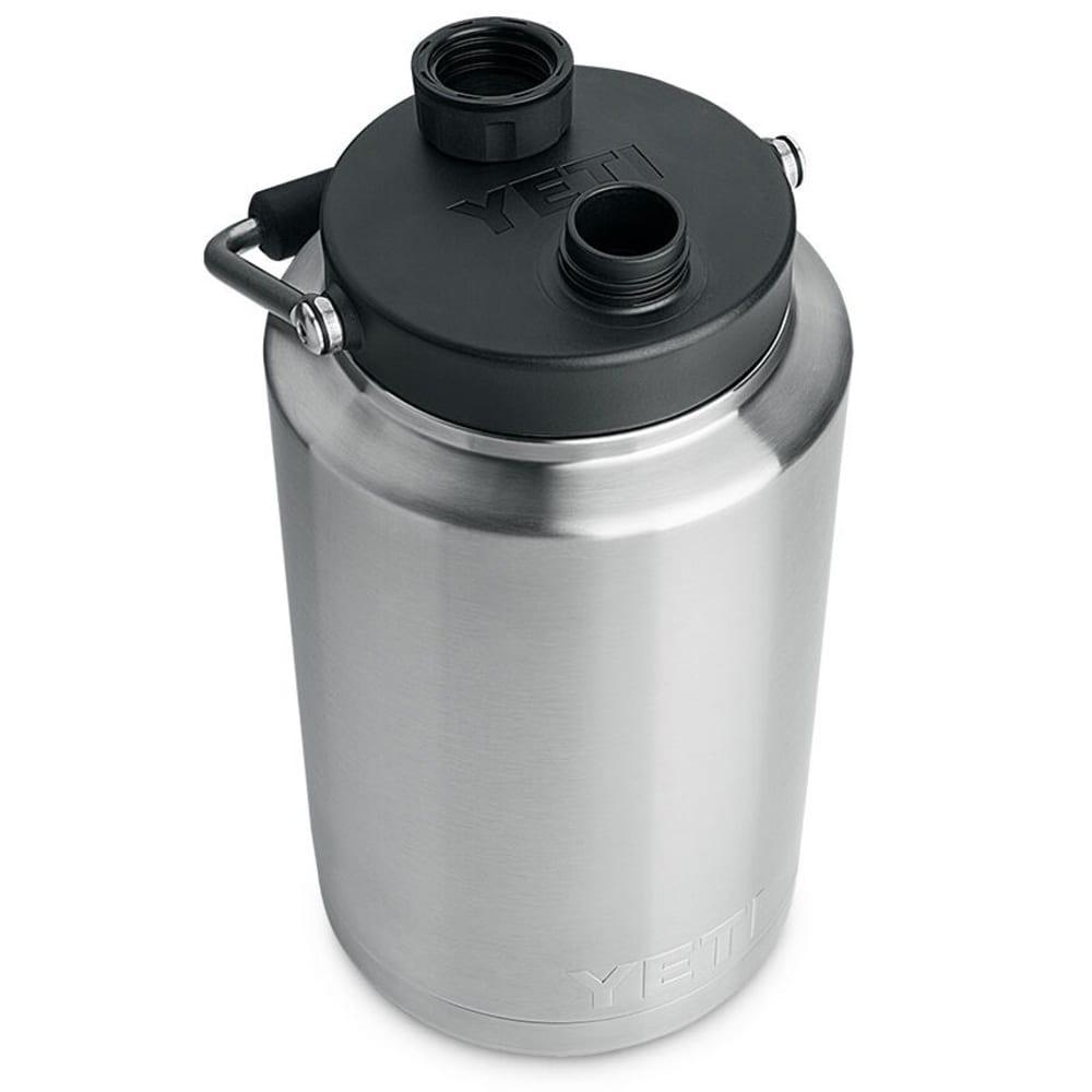 YETI Rambler One Gallon Jug - STAINLESS