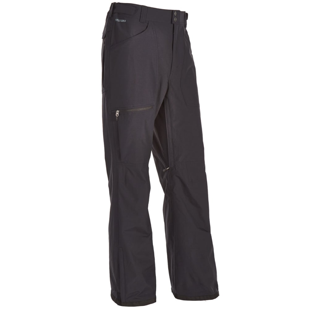 EMS Men's Freescape Non-Insulated II Shell Pants - BLACK