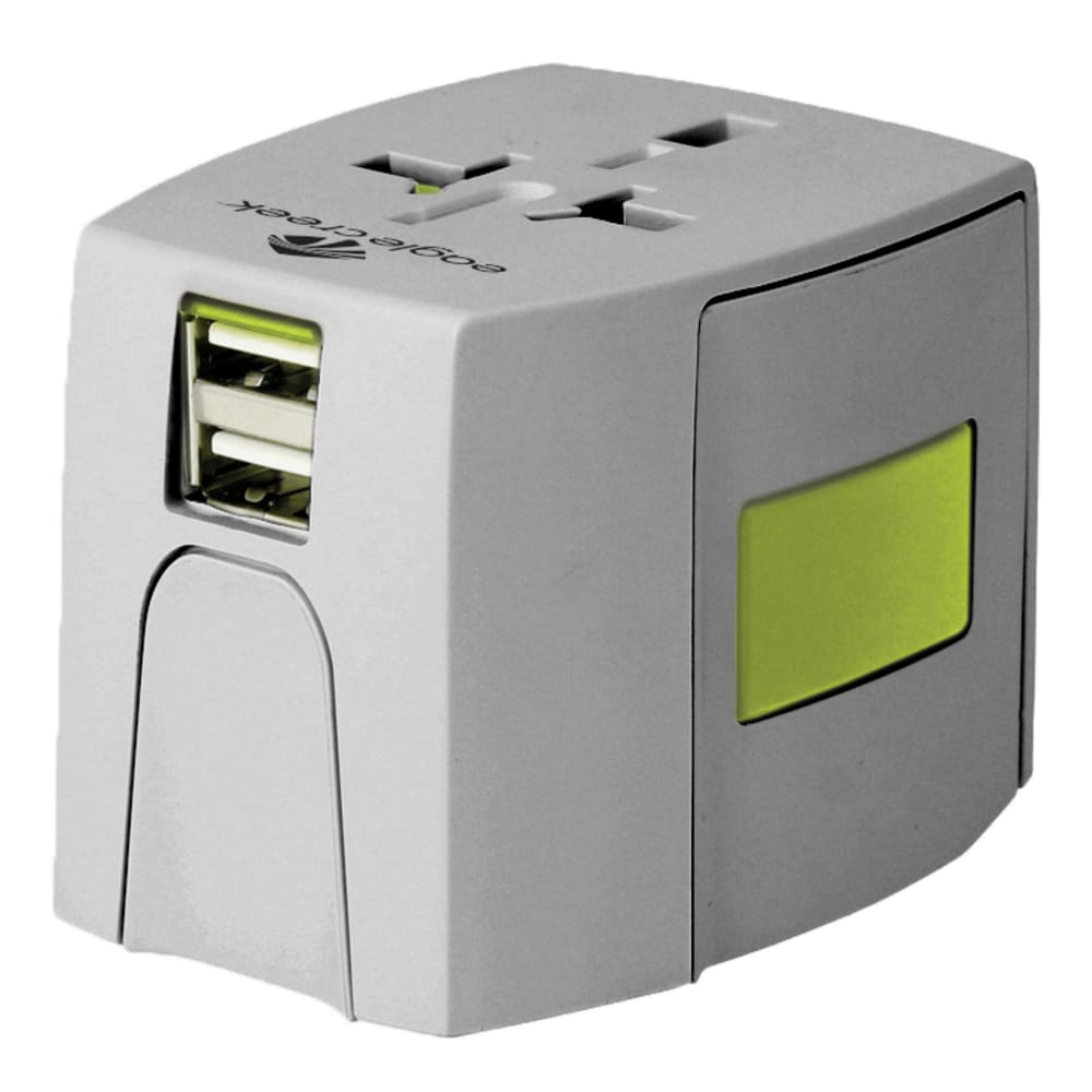 EAGLE CREEK USB Universal Travel Adapter NO SIZE