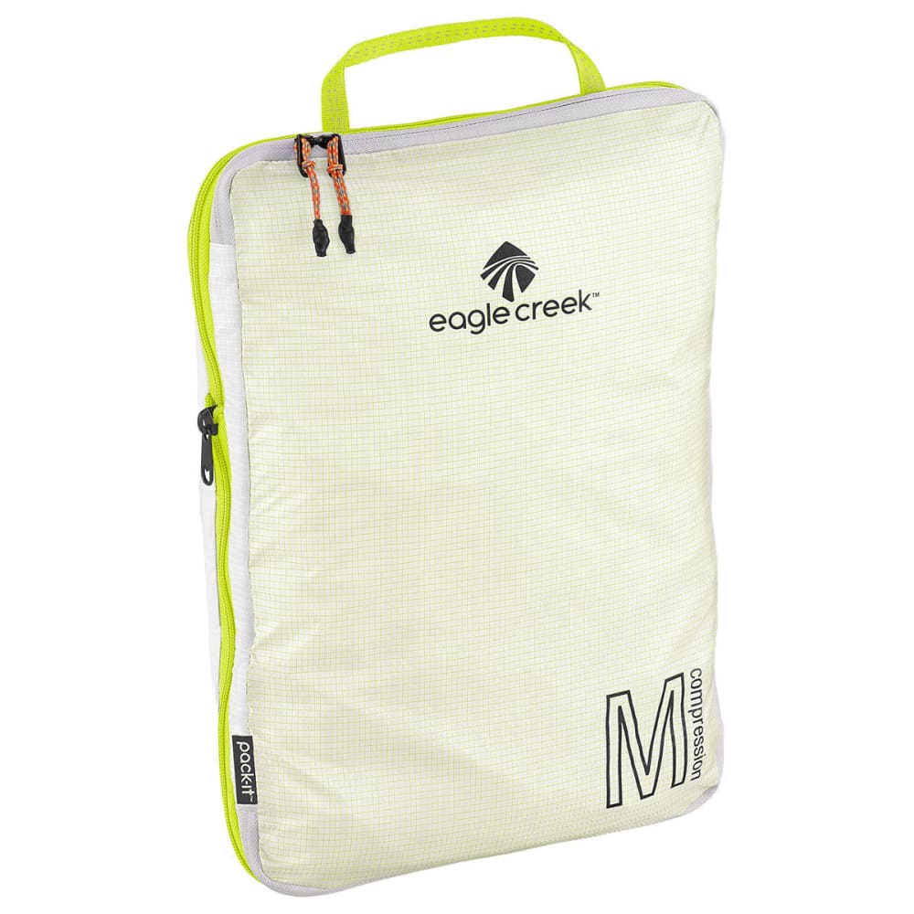 EAGLE CREEK Pack-It Specter Tech Compression Cube Set S/M - WHITE/STROBE