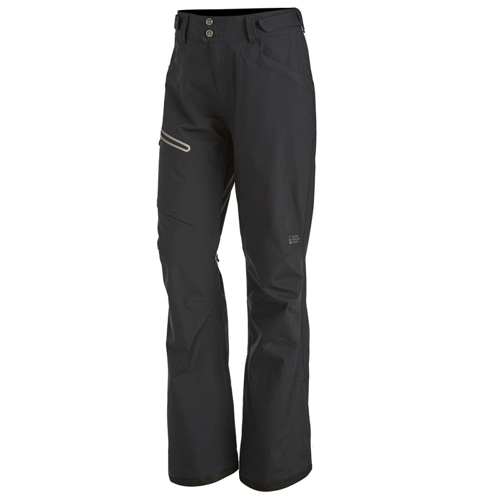 EMS Women's Freescape Non-Insulated II Shell Pants - BLACK