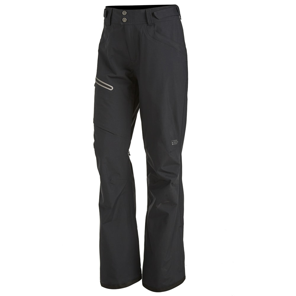 EMS Women's Freescape Insulated II Shell Pants - BLACK