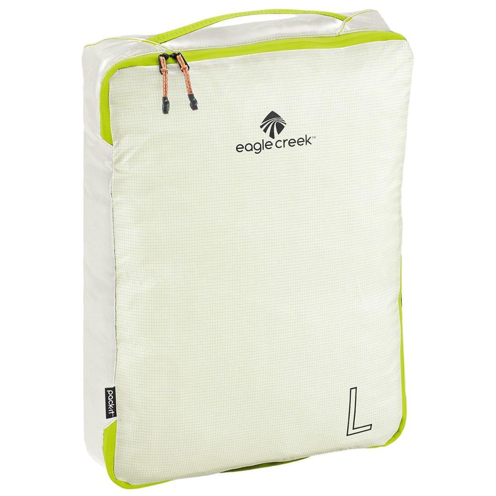 EAGLE CREEK Pack-It Specter Tech Cube L - WHITE/STROBE