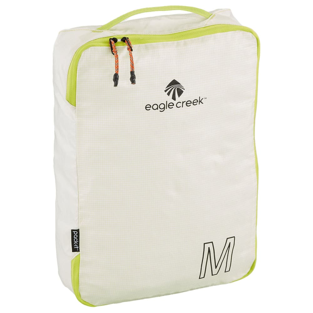 EAGLE CREEK Pack-It Specter Tech Cube M - WHITE/STROBE