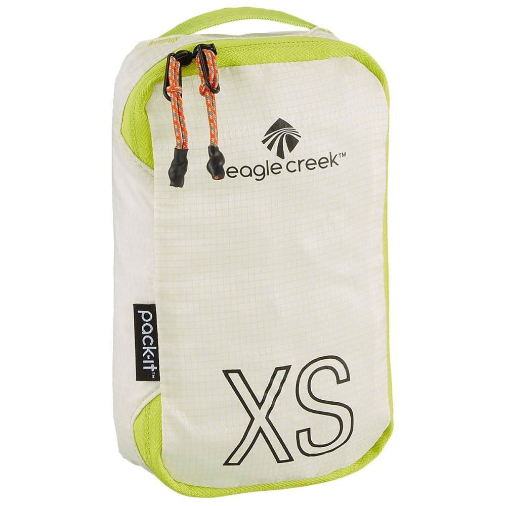 EAGLE CREEK Pack-It Specter Tech™ Cube XS - WHITE/STROBE