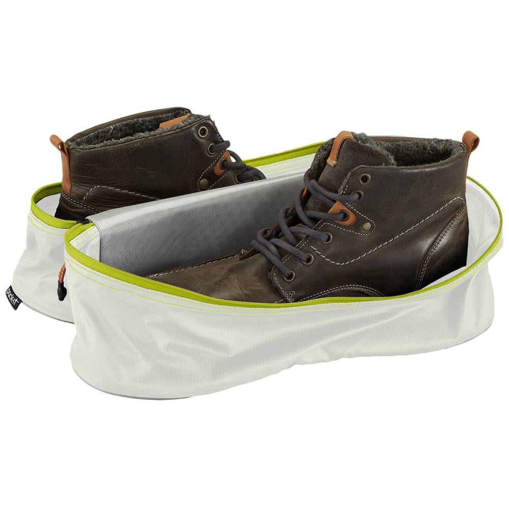 EAGLE CREEK Pack-It Specter Tech Shoe Cube - WHITE/STROBE