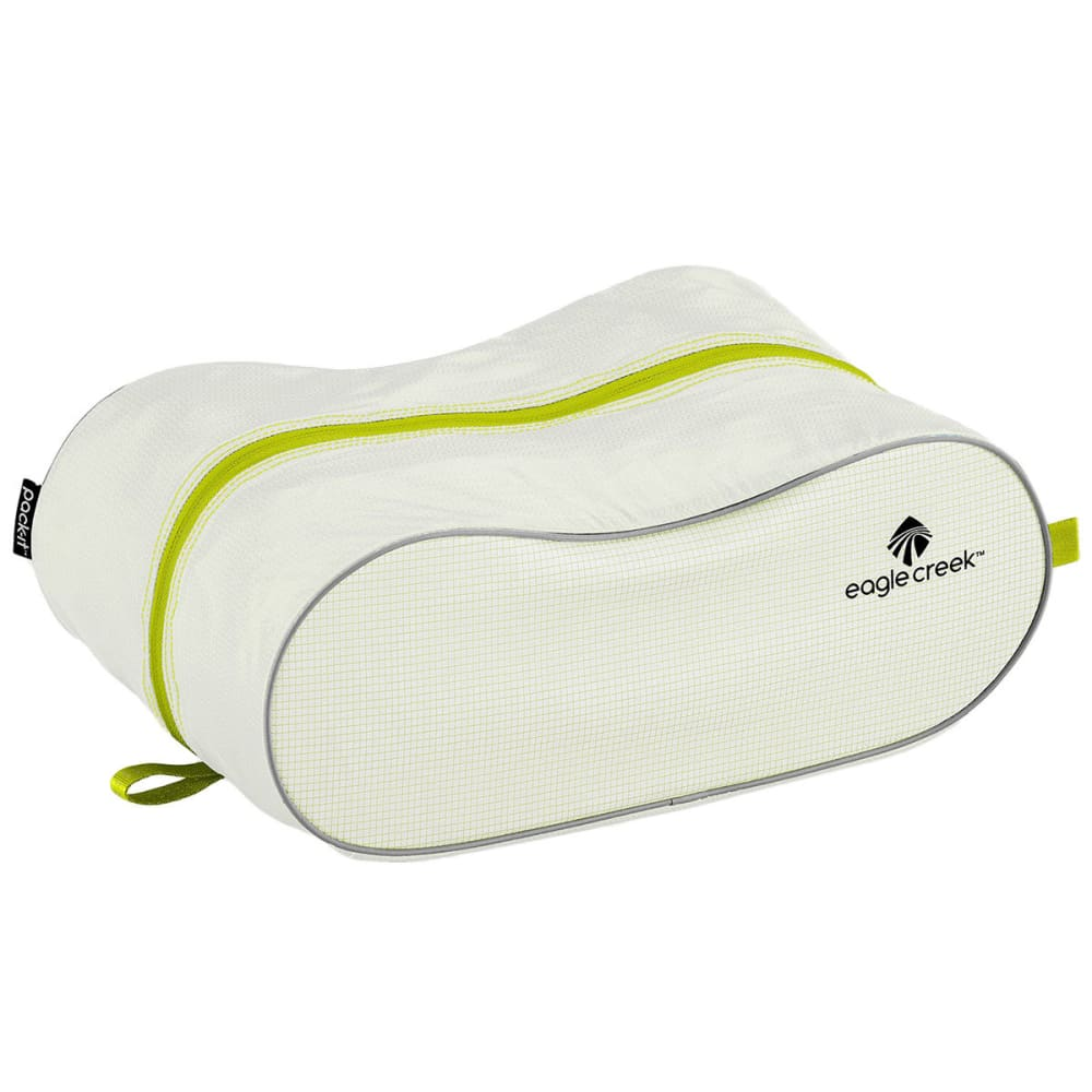 EAGLE CREEK Pack-It Specter Tech Shoe Cube - WHITE/STROBE