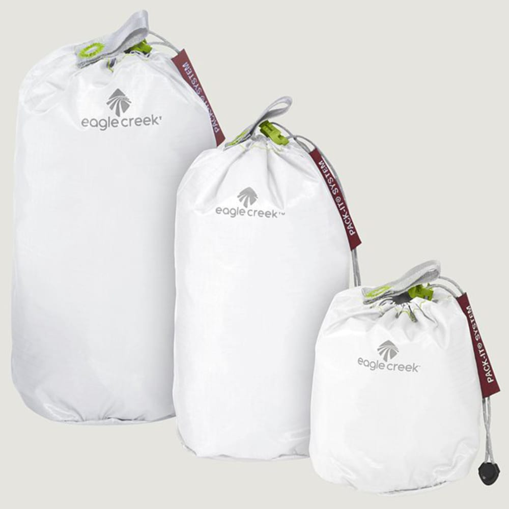EAGLE CREEK Specter Stuffer Set Mini - WHITE/STROBE