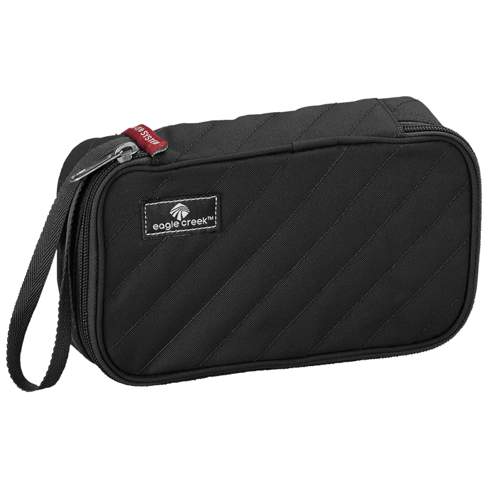 EAGLE CREEK Pack-It Quilted Quarter Cube, XS - BLACK