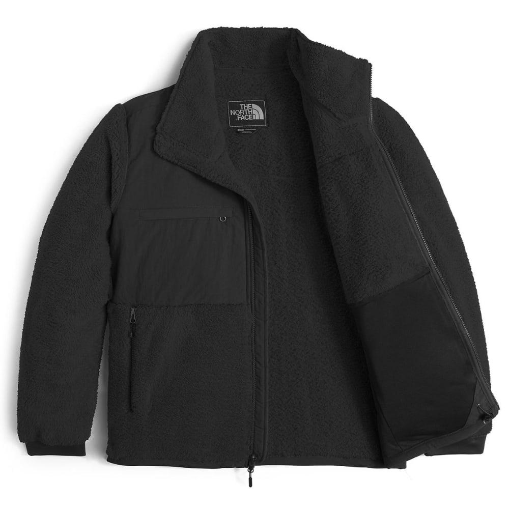 THE NORTH FACE Men's Novelty Denali Jacket - WPW-TNF BLK SHERPA