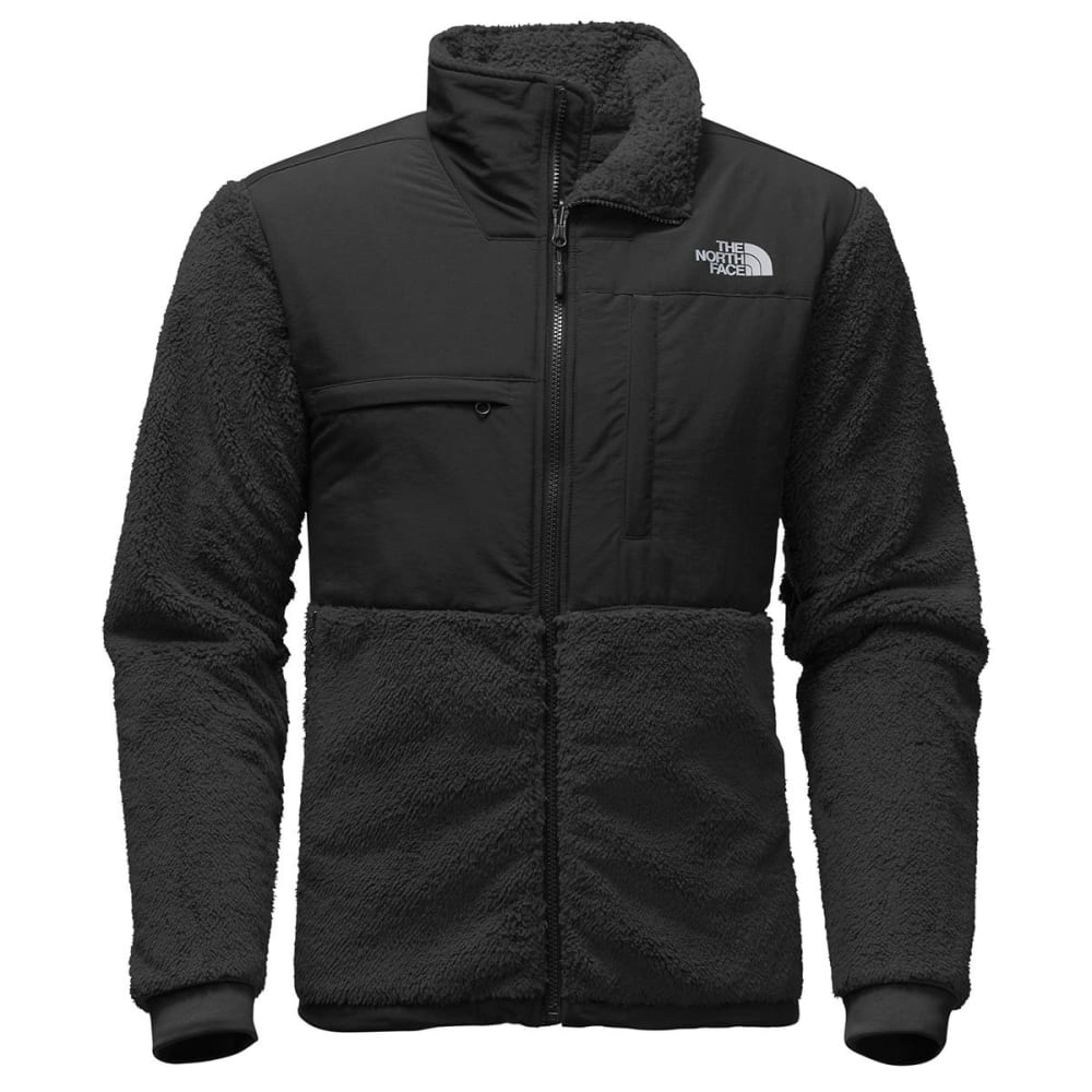 THE NORTH FACE Men's Novelty Denali Jacket - WPW-TNF BLK SHERPA