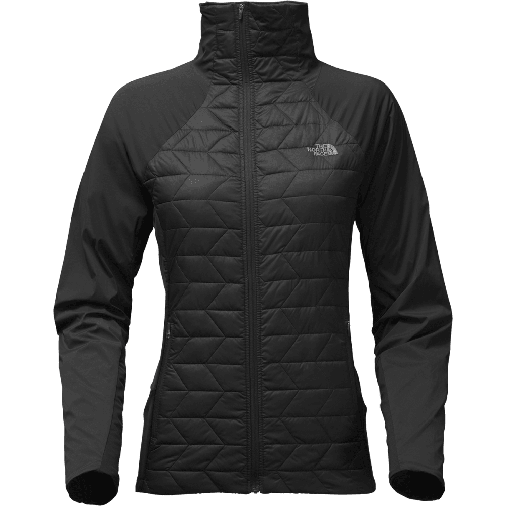 THE NORTH FACE Women's ThermoBall Active Jacket - JK3-TNF BLACK