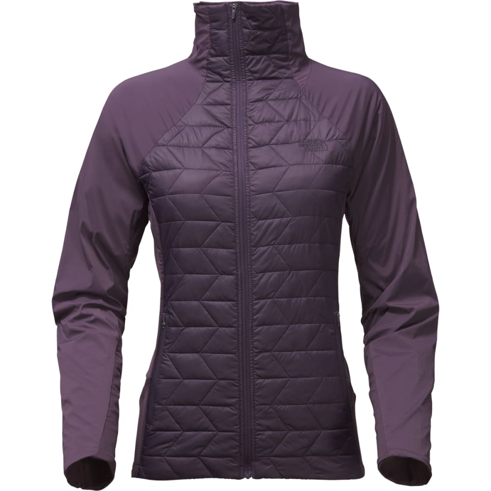 THE NORTH FACE Women's ThermoBall Active Jacket - 374-DARK EGGPLANT PU