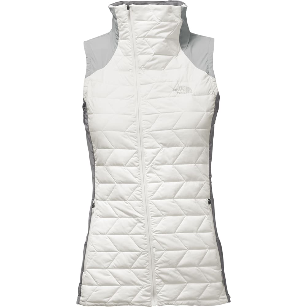 THE NORTH FACE Women's ThermoBall Active Vest - ZAX-VAPOROUS GREY
