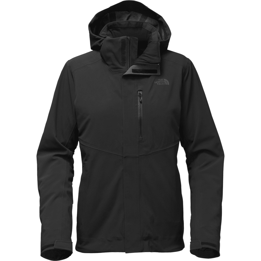 THE NORTH FACE Women's Apex Flex GTX Insulated Jacket - JK3-TNF BLACK