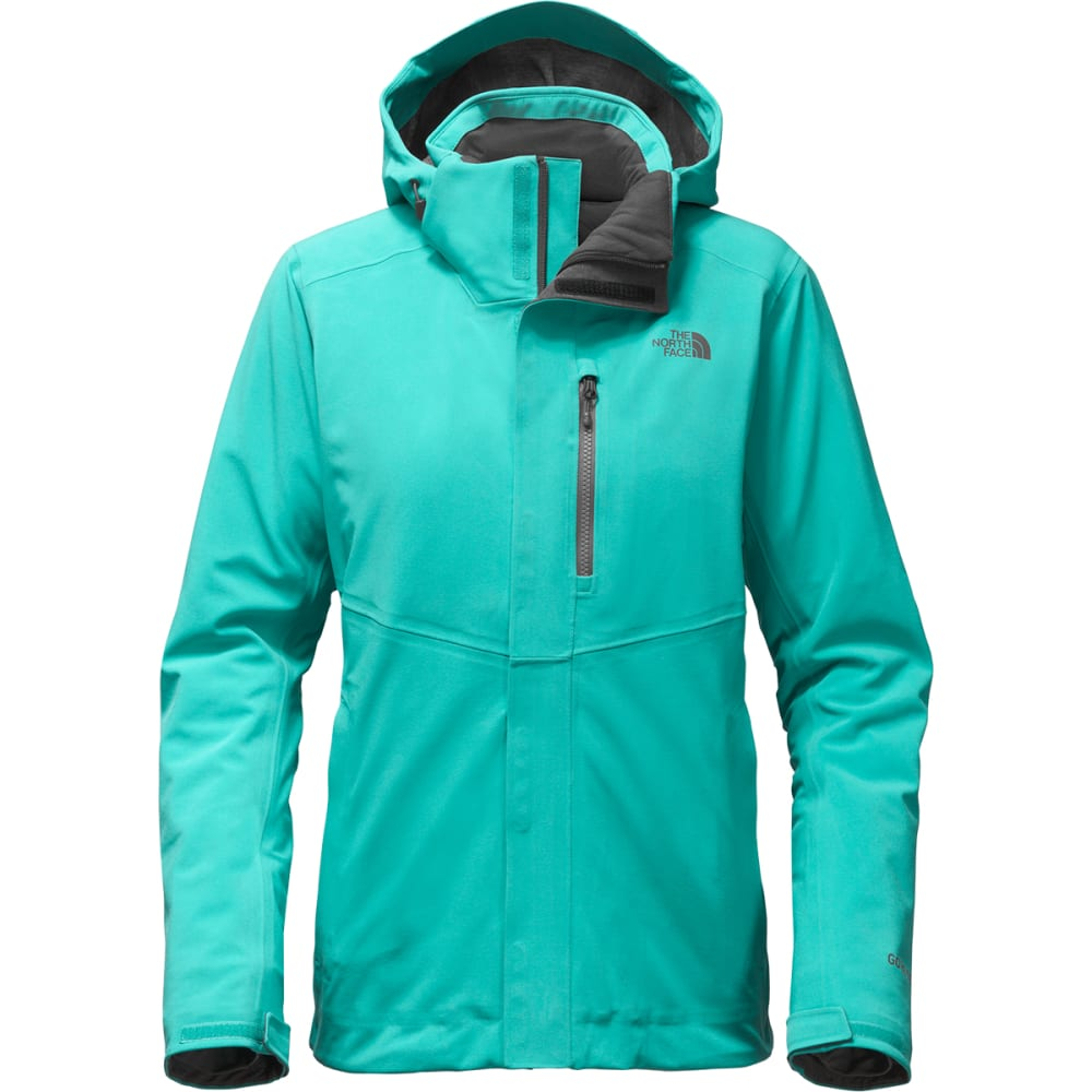 THE NORTH FACE Women's Apex Flex GTX Insulated Jacket - E6F-VISTULA BLUE