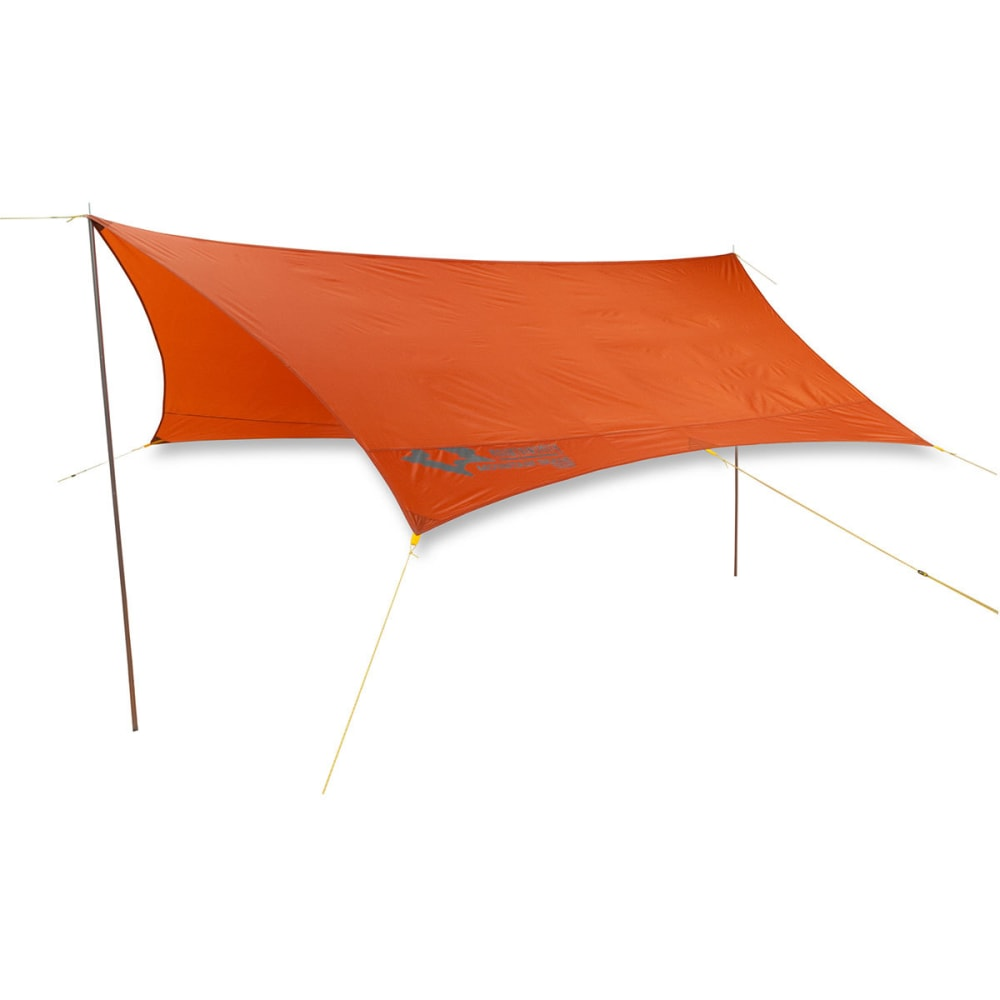 MOUNTAINSMITH Mountain Shade Tarp - BURNT OCHRE