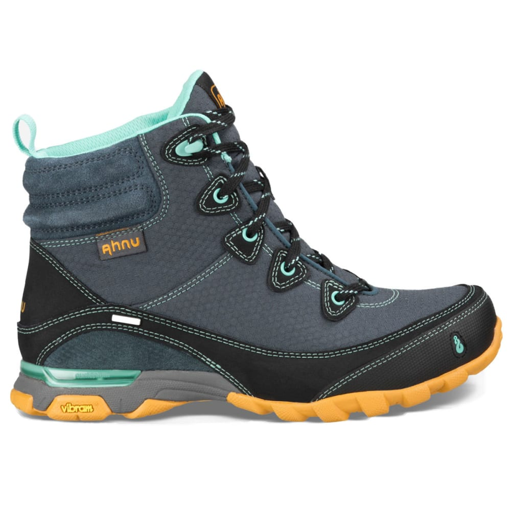36c50391b39 AHNU Women's Sugarpine Waterproof Mid Hiking Boots, Dark Slate