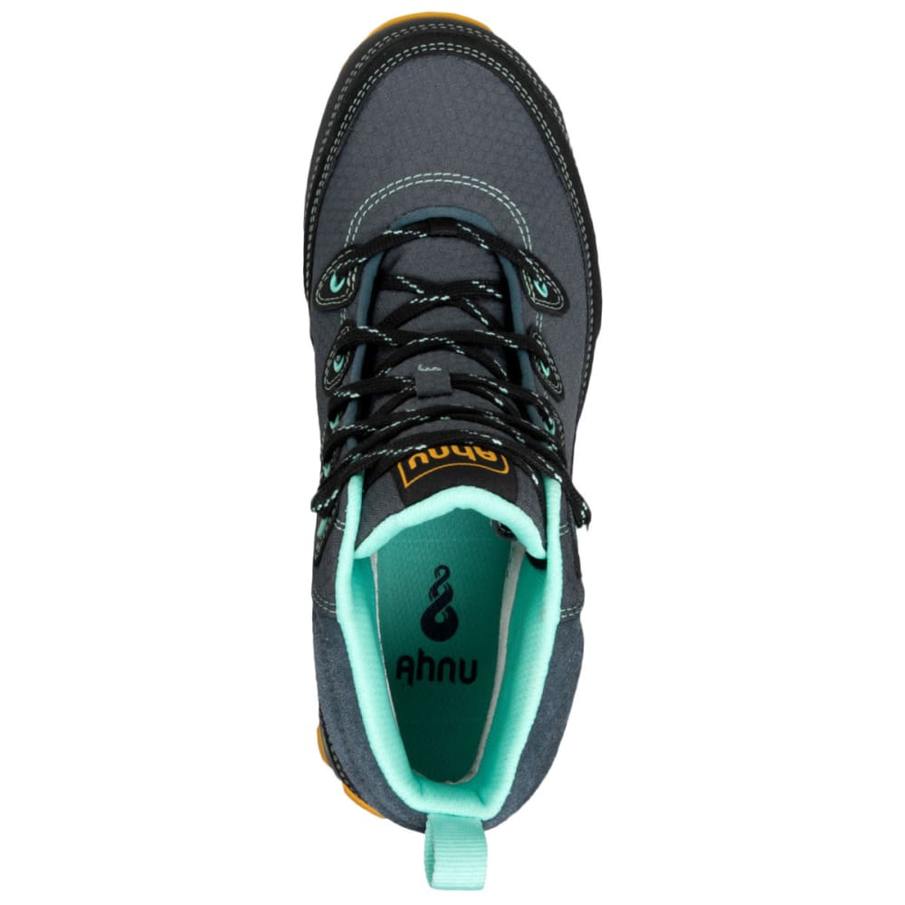e9c15a86c81 AHNU Women's Sugarpine Waterproof Mid Hiking Boots, Dark Slate