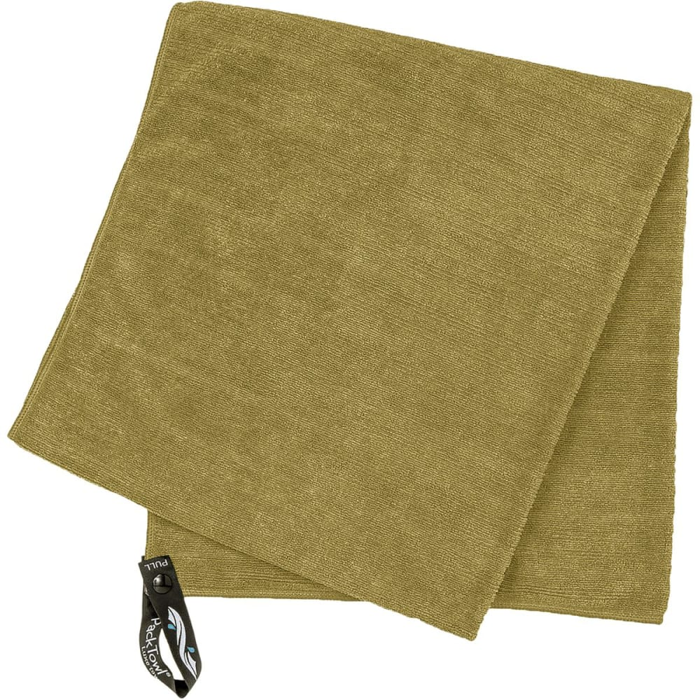 PACKTOWL Luxe Towel, Face - BRONZE/09846
